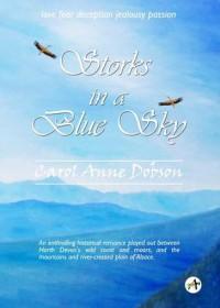 Storks in a Blue Sky - Carol Anne Dobson