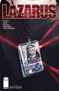 Lazarus #16 - Michael Lark, Greg Rucka