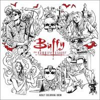 Buffy the Vampire Slayer Adult Coloring Book - Paula Fox