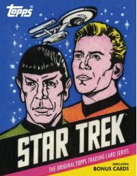 Star Trek: The Original Topps Trading Card Series - 'Paula M. Block',  'Terry J. Erdmann'
