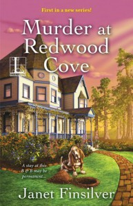 Murder at Redwood Cove - Janet Finsilver