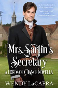 Mrs. Sartin's Secretary (Lords of Chance #2.5) - Wendy LaCapra