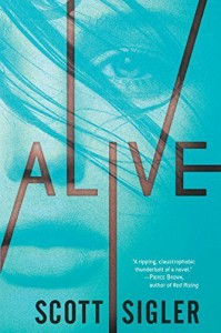 Alive: Book One of the Generations Trilogy by Scott Sigler (2015-07-14) - Scott Sigler