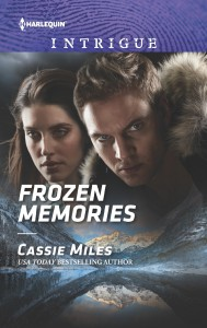 Frozen Memories (Harlequin Intrigue) - Cassie Miles