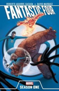 Fantastic Four: Season One - Roberto Aguirre-Sacasa