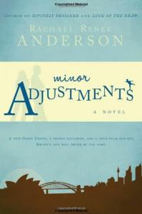 Minor Adjustments - Rachael Anderson