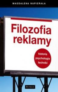 Filozofia reklamy - Magdalena Napierała