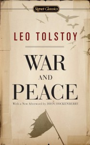War And Peace - Leo Tolstoy, Pat Conroy, Ann Dunnigan