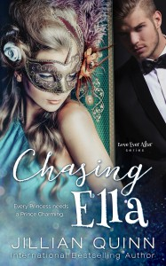 Chasing Ella (Love Ever After Book 1) - Jillian Quinn