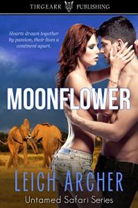 Moonflower (Untamed Safari Series, #2) - Leigh Archer