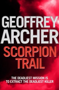 Scorpion Trail - Geoffrey Archer
