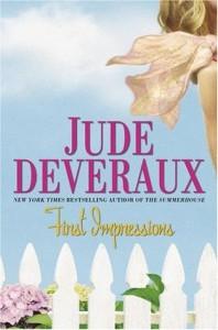 First Impressions - Jude Deveraux