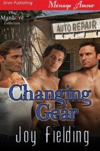 Changing Gear - Joy Lynn Fielding