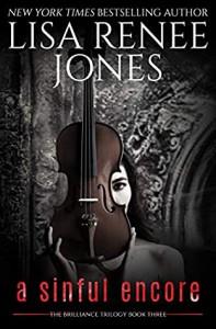 A Sinful Encore (Brilliance Trilogy #3) - Lisa Renee Jones