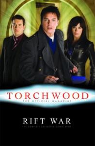 Torchwood: Rift War - Paul Grist, Ian Edginton, Simon Furman, D'Israeli