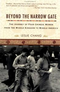 Beyond the Narrow Gate - Leslie Chang