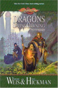 Dragons of Spring Dawning - Margaret Weis, Tracy Hickman