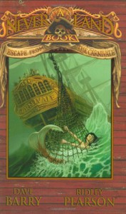 Escape from the Carnivale - Dave Barry, Ridley Pearson, Greg Call