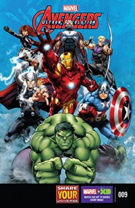 Marvel Universe Avengers: Ultron Revolution (2016-2017) #9 - Joe Caramagna, Various