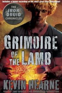 The Grimoire of the Lamb - Luke Daniels, Kevin Hearne