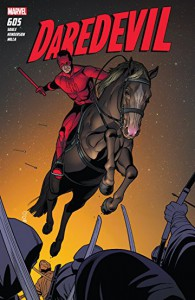 Daredevil (2015-) #605 - Charles Soule, Mike Henderson, Chris Sprouse