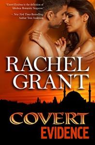 Covert Evidence (Evidence Series Book 5) - Rachel Grant