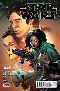 Star Wars #9 Comic Book - MARVEL