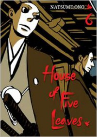 House of Five Leaves, Vol. 6 - Natsume Ono