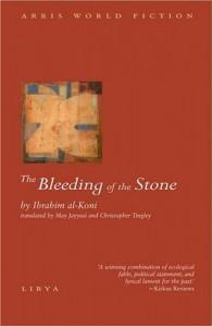 The Bleeding of the Stone - Ibrahim al-Koni