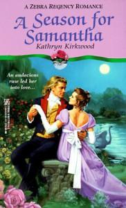 A Season For Samantha - Kathryn Kirkwood