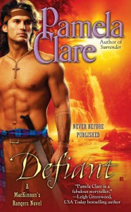 Defiant (A MACKINNON'S RANGERS NOVEL) - Pamela Clare