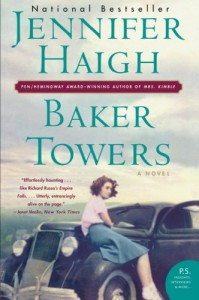 Baker Towers - Jennifer Haigh