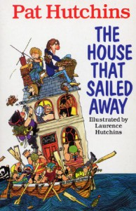 The House That Sailed Away (Red Fox Funny Stories) - PAT HUTCHINS