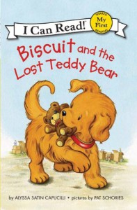Biscuit and the Lost Teddy Bear - Alyssa Satin Capucilli, Pat Schories