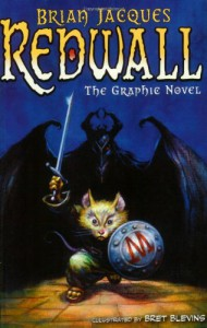 Redwall: The Graphic Novel - Stuart Moore, Bret Blevins, Brian Jacques