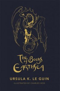 The Books of Earthsea: The Complete Illustrated Edition - Ursula K. Le Guin, Charles Vess