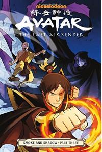 Avatar: The Last Airbender-Smoke and Shadow Part Three - Gurihiru, Gene Luen Yang
