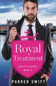 Royal Treatment - Parker Swift