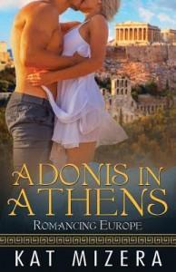 Adonis in Athens - Kat Mizera