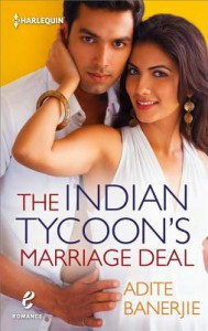 The Indian Tycoon's Marriage Deal - Adite Banerjie