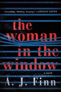 The Woman in the Window: A Novel - A. J. Finn