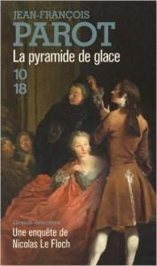 La Pyramide de glace - Jean-François Parot