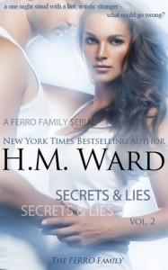 Secrets & Lies 2: The Ferro Family - H.M. Ward
