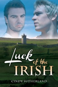 Luck of the Irish - Cindy Sutherland