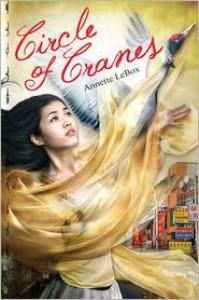 Circle of Cranes - Annette LeBox