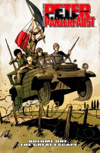 Peter Panzerfaust, Vol. 1: The Great Escape - Tyler Jenkins, Kurtis J. Wiebe