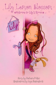 Lily Lemon Blossom Welcome to Lily's Room - Barbara    Miller