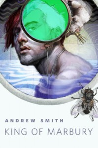 King of Marbury (The Marbury Lens #1.5) - Andrew  Smith