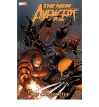 The New Avengers, Vol. 4: The Collective - Brian Michael Bendis, Mike Deodato Jr., Steve McNiven