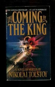 The Coming of the King (Books of Merlin, #1) - Nikolai Tolstoy